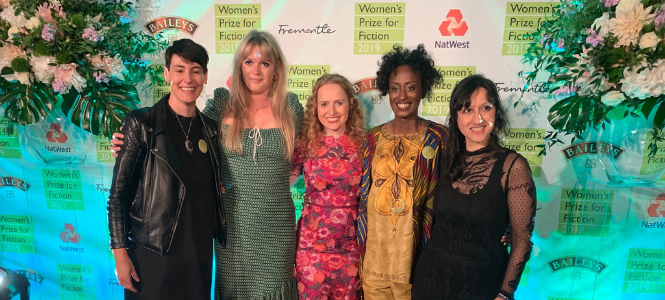 2019 Women's Prize for Fiction