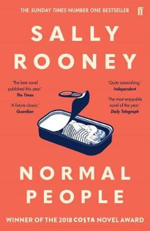 Normal Peopleby Sally Rooney