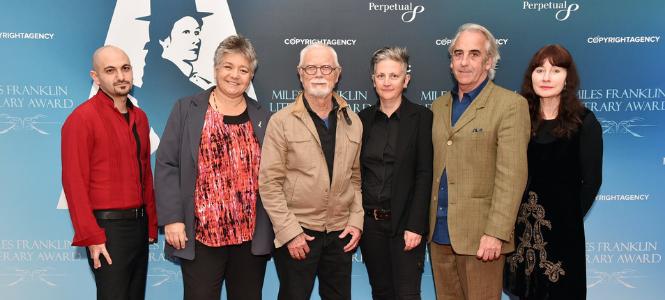 Miles Franklin Literary Award 2019 - shortlist