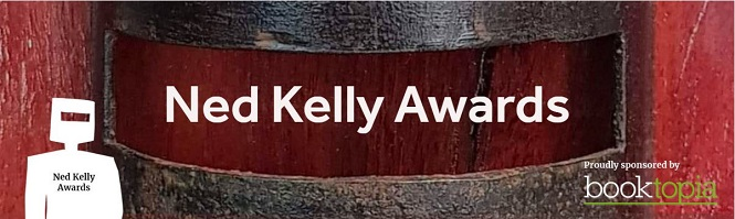 Book news August 20 - Ned Kelly Award Finalists