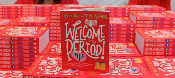 Welcome to Your Period