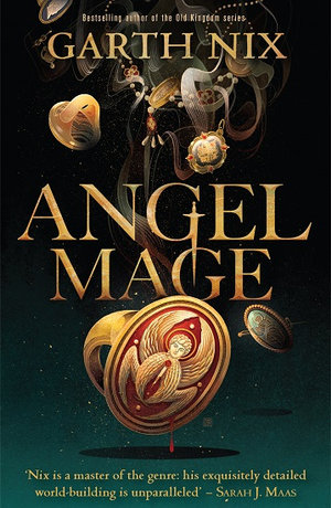 Angel Mageby Garth Nix