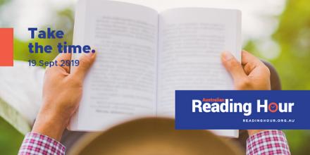 Australian Reading Hour 2019