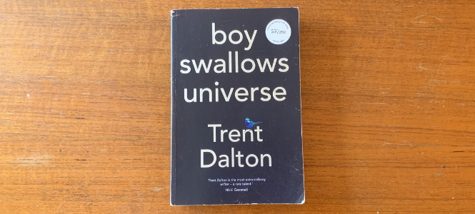 Boy Swallows Universe - Advanced Copy
