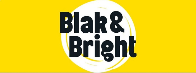 Blak & Bright - Book News August 13