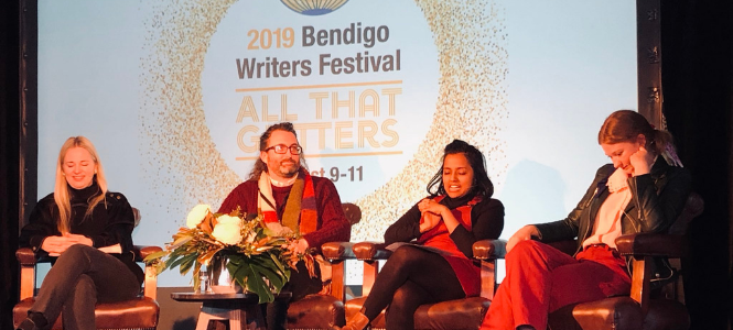 Bendigo Writers Festival - Book News August 13