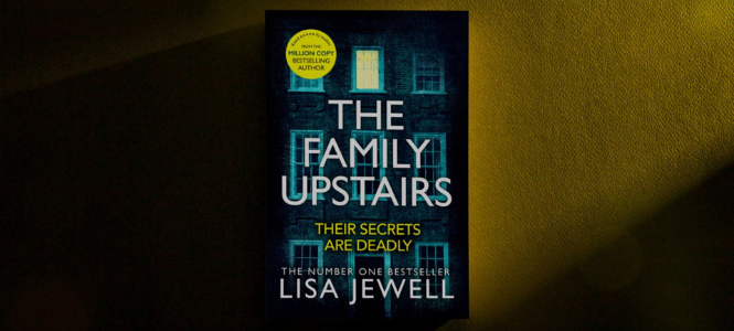The Family Upstairs - Banner