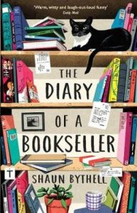 The Diary of a Bookseller - Love Your Bookshop Day