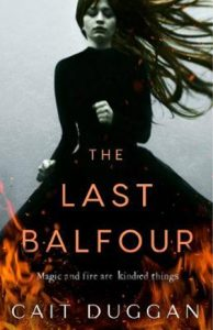 What Katie Read - The Last Balfour