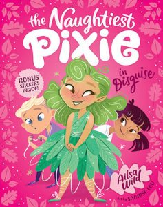 Sally's Picks - The naughtiest Pixie in Disguise