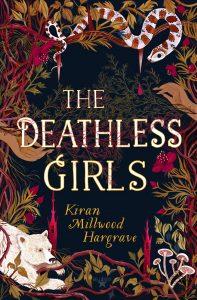 Best Books August - The Deathless Girls