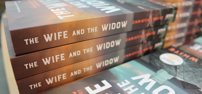 The Wife and the Widow - Header Banner