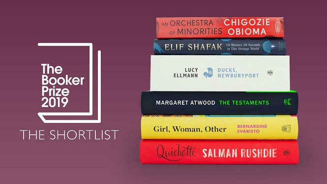 Image result for Booker prize shortlist 2019