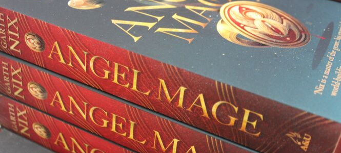 Angel Mage - Header Banner