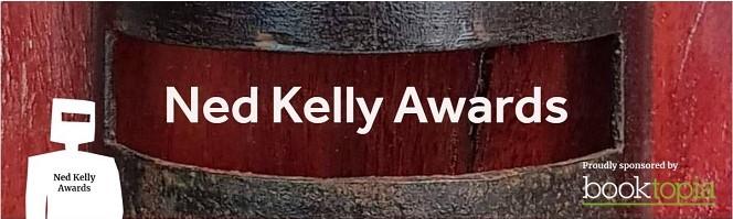 2019 Ned Kelly Award winners - Header Banner