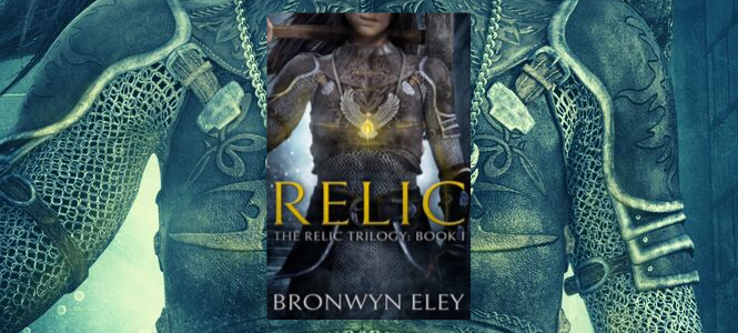 Relic Female Characters - Header Banner