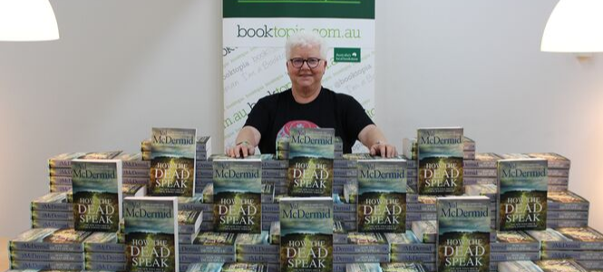 Val McDermid - In Post Banner