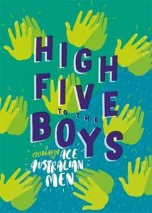 High Five to the Boys