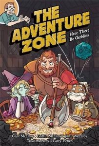 Best Books August - The Adventure Zone