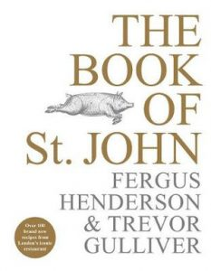 Cookbook - The Book of St. John