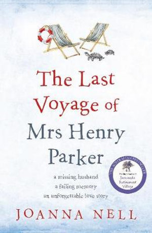 The Last Voyage of Mrs Henry Parkerby Joanna Nell
