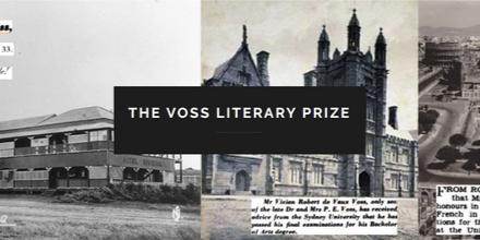 Voss Literary Prize