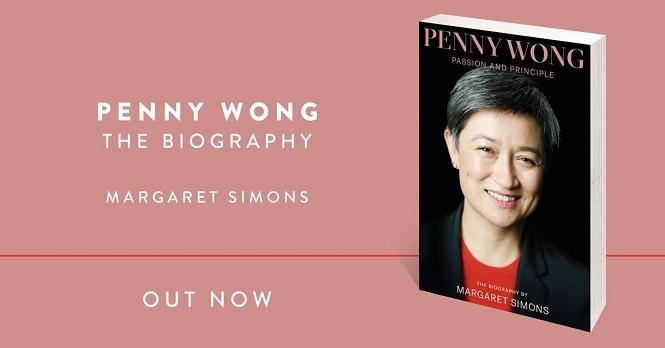 Penny Wong - Header Banner