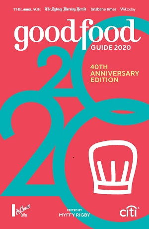 Good Food Guide 2020by Myffy Rigby