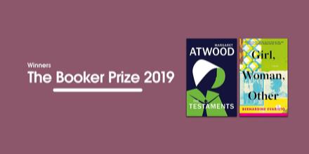 2019 Booker Prize Winners