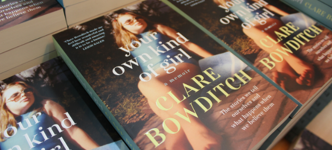 Clare Bowditch - In Post Banner 2
