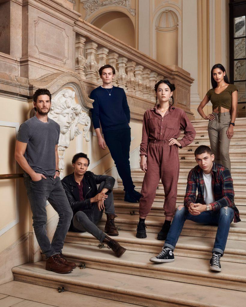 Grishaverse cast - In Post Photo