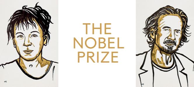 The Nobel Prize in Literature - Header Banner