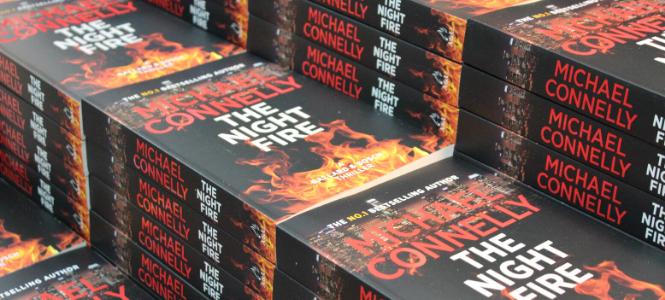 The Night Fire - Header Banner