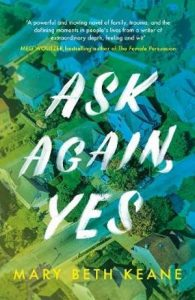 Best Books November - Ask Again, Yes