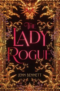 Best Books November - The Lady Rogue
