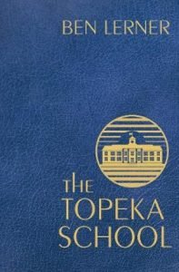 Best Books November - The Topeka School