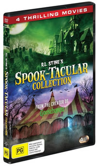 R L Stine S Spook Tacular Collection Mostly Ghostly Have You Met My Ghoulfriend One Night In Doom House Cabinet Of Souls By Madison Pettis 9317731147227 Booktopia