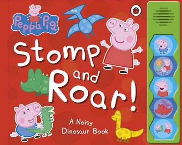 stomp and roar