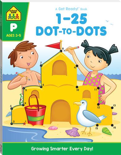 school zone 1 25 dot to dots