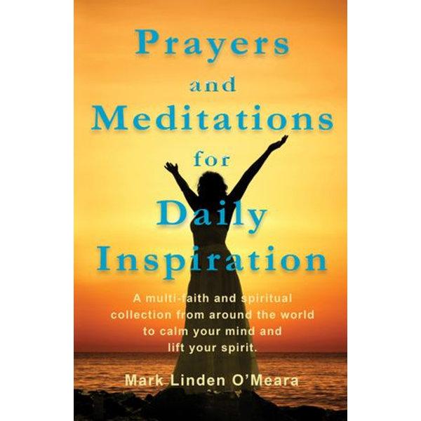 Prayers and Meditations for Daily Inspiration - Mark Linden O'Meara | Karta-nauczyciela.org