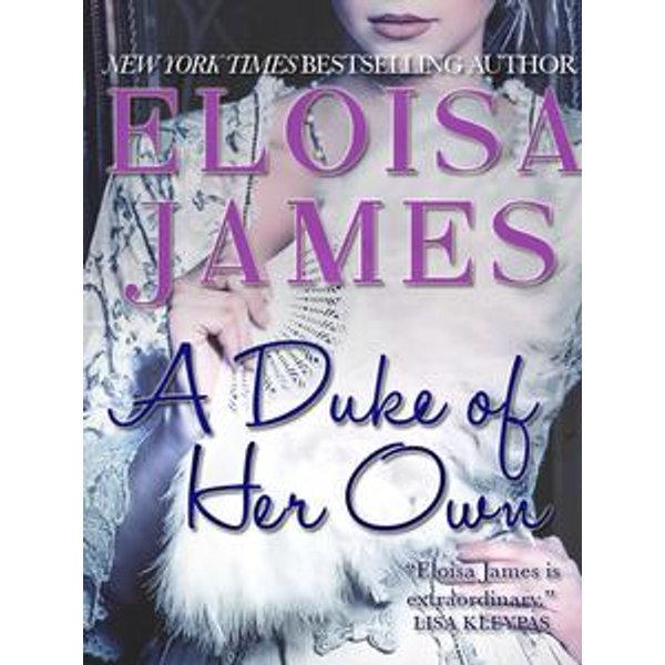 A Duke of Her Own - Eloisa James   Karta-nauczyciela.org