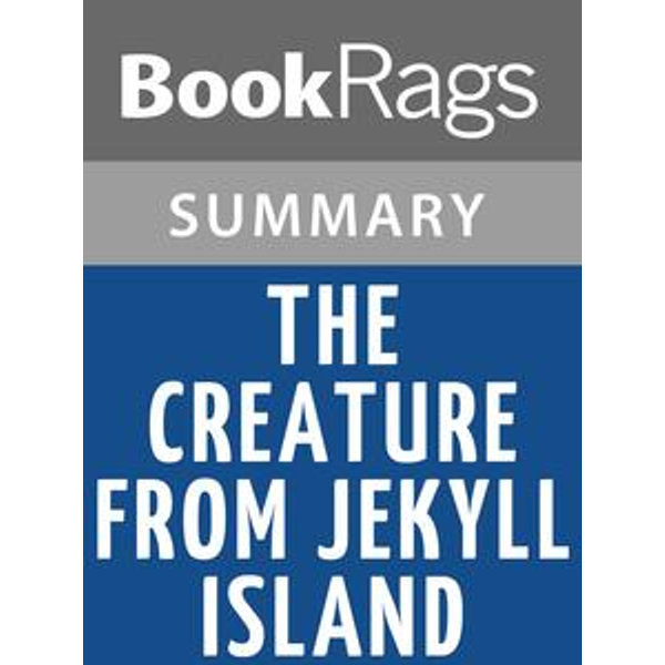 The Creature from Jekyll Island by G. Edward Griffin   Summary & Study Guide - BookRags   Karta-nauczyciela.org