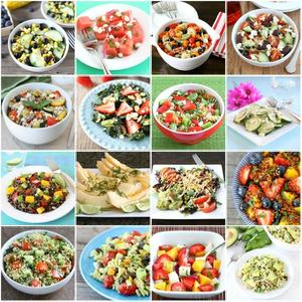 The Salad Cookbook - 2762 Recipes - Anonymous   2020-eala-conference.org