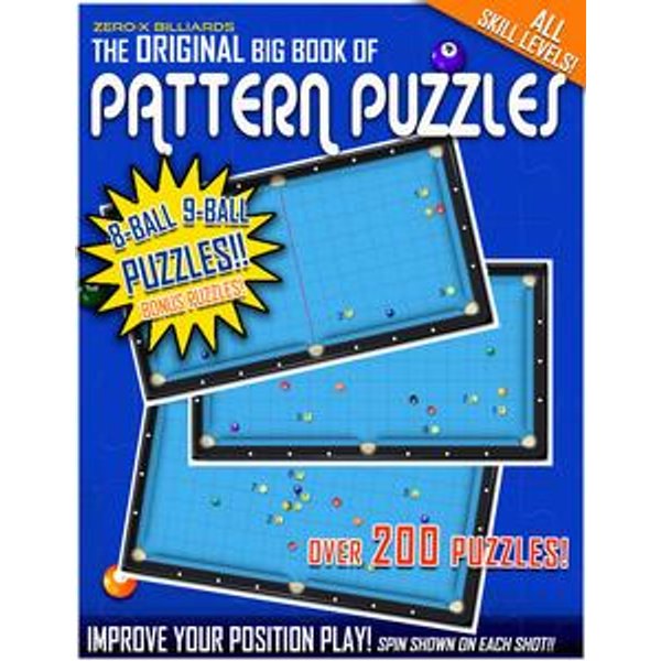 The Original Big Book of Pattern Puzzles - Tor Lowry | 2020-eala-conference.org