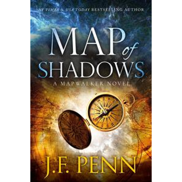 Map Of Shadows - J.F.Penn | Karta-nauczyciela.org