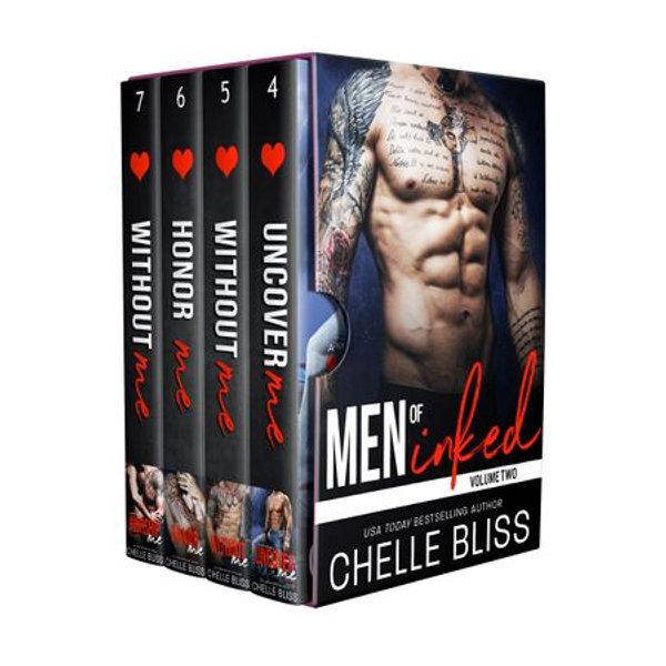 Men of Inked Books 4-7 - Chelle Bliss | Karta-nauczyciela.org
