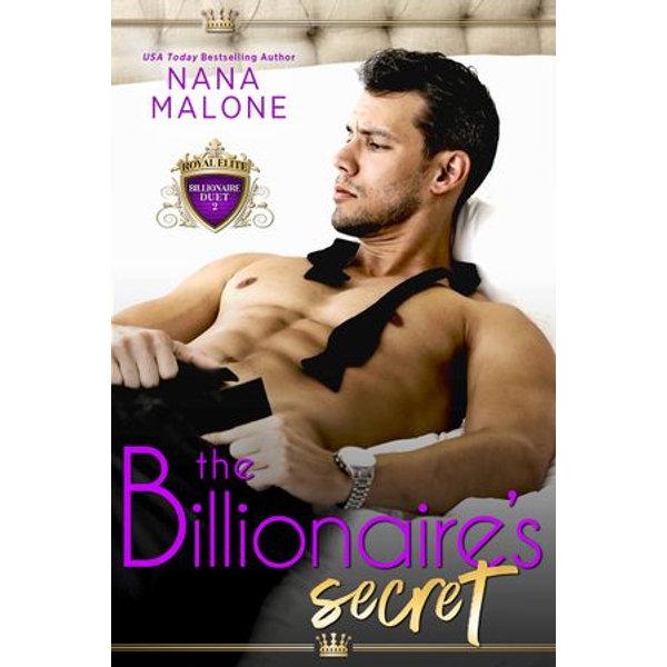 The Billionaire's Secret - Nana Malone   Karta-nauczyciela.org