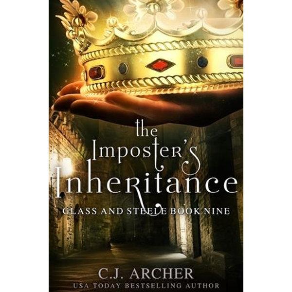 The Imposter's Inheritance - C.J. Archer   Karta-nauczyciela.org