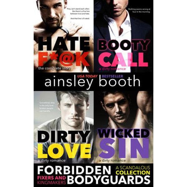 Forbidden Bodyguards - Ainsley Booth | Karta-nauczyciela.org