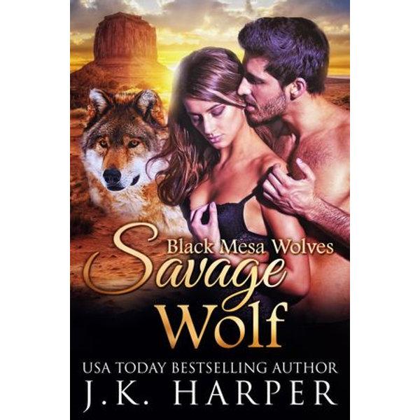 Savage Wolf - J.K. Harper | Karta-nauczyciela.org